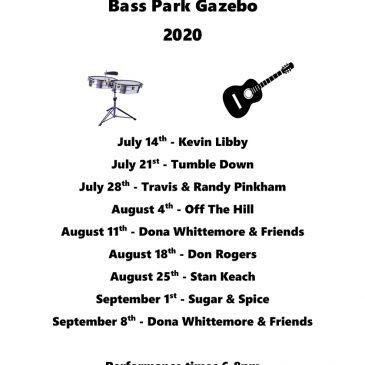 Bass Park Music